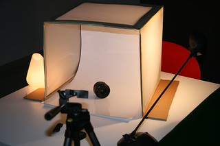 DIY Lightbox | by Tom Leuntjens Photography