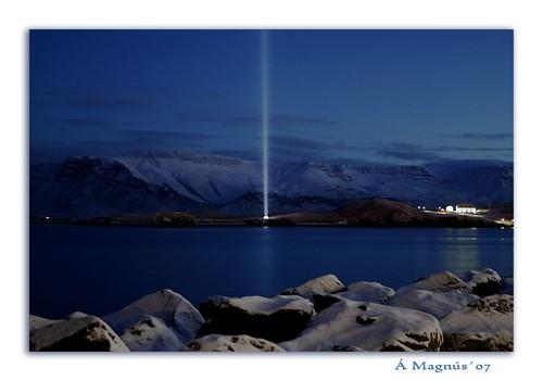 blue winter wikipedia the imagine peace tower