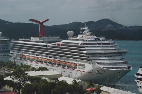 Havensight Cruise Ship Dock | Fitbudha.com
