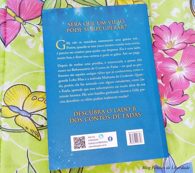 Resenha, livro, Escola-de-Vilões, Jen-Calonita, Única-Editora, fantasia, sinopse