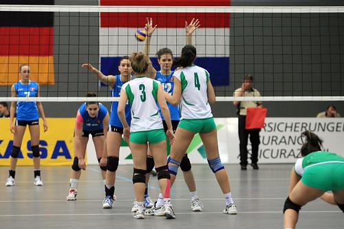Volleyball Em Männer