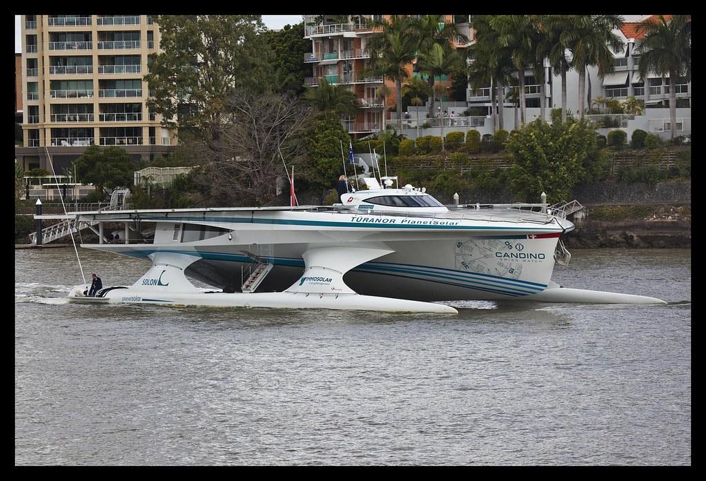 Boat From Brisbane To Hamilton Island