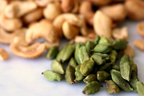 cardamom and cashews | by chockylit