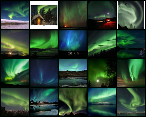 Top 20 Northern Lights - Group History (2007-10-23) | by Claude@Munich