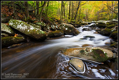 Smokies Stream Shot #1 | by Judd Patterson