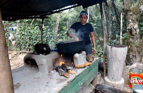 Las Manaclas 2 Fog N De Le A Pil N Mujer Cocinera Hum