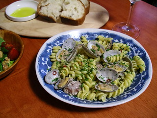Clam pasta | by Blue Lotus
