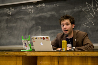 Alexis Ohanian | by Scott Beale