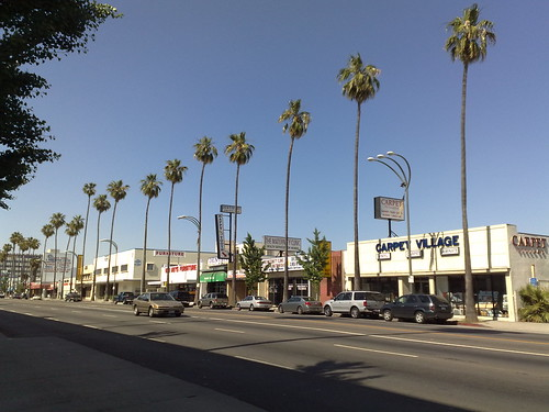 Van Nuys California Self Storage Units 1 First Month S