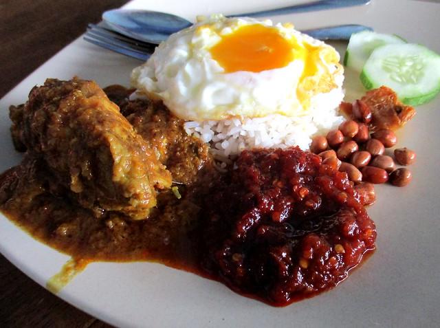 Sri Tanjung nasi lemak special