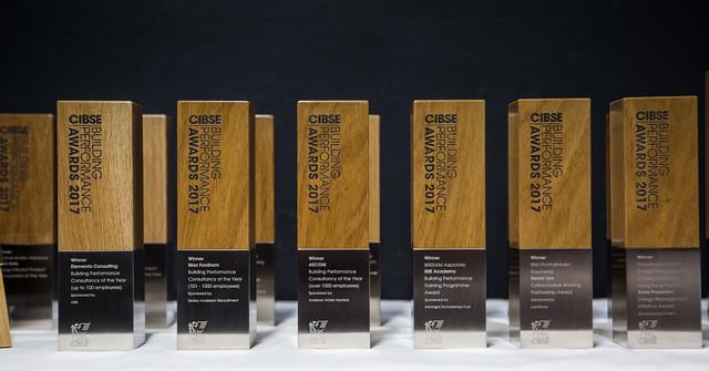 CIBSE Building Performance Awards 2017