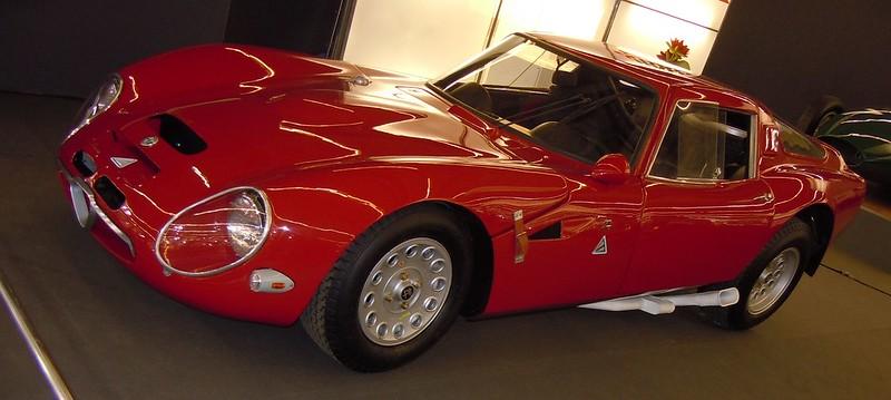 Alfa Romeo Giulia 1600 Tubolare Zagato 2  32825299855_33dbb0714f_c
