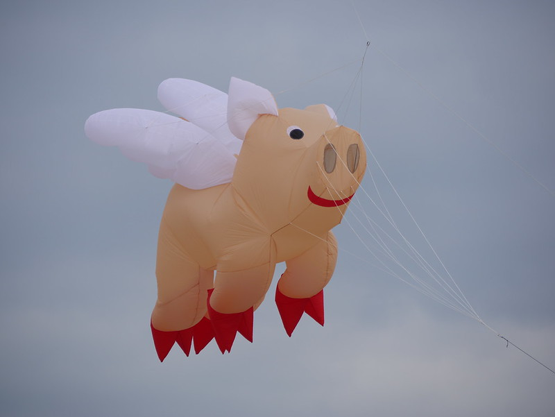 Pork in the sky
