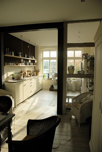 Sunny new kitchen | by moline