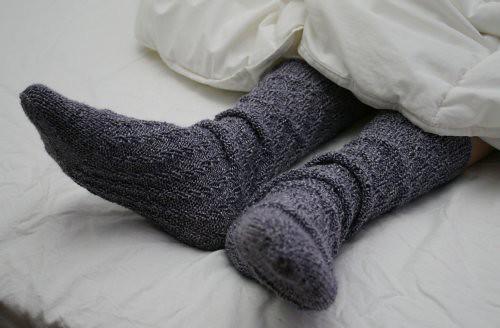 Knitting Patterns Sleeping Socks : Heelless Sleeping Socks pattern: Heelless Sleeping Socks b? Flickr