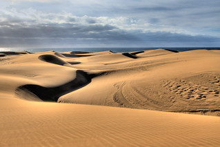 Sand Dunes in Gran Canaria | by szeke