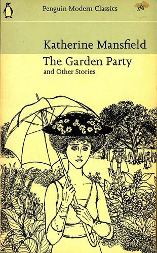 39 the garden party 39 katherine mansfield penguin modern - The garden party katherine mansfield ...