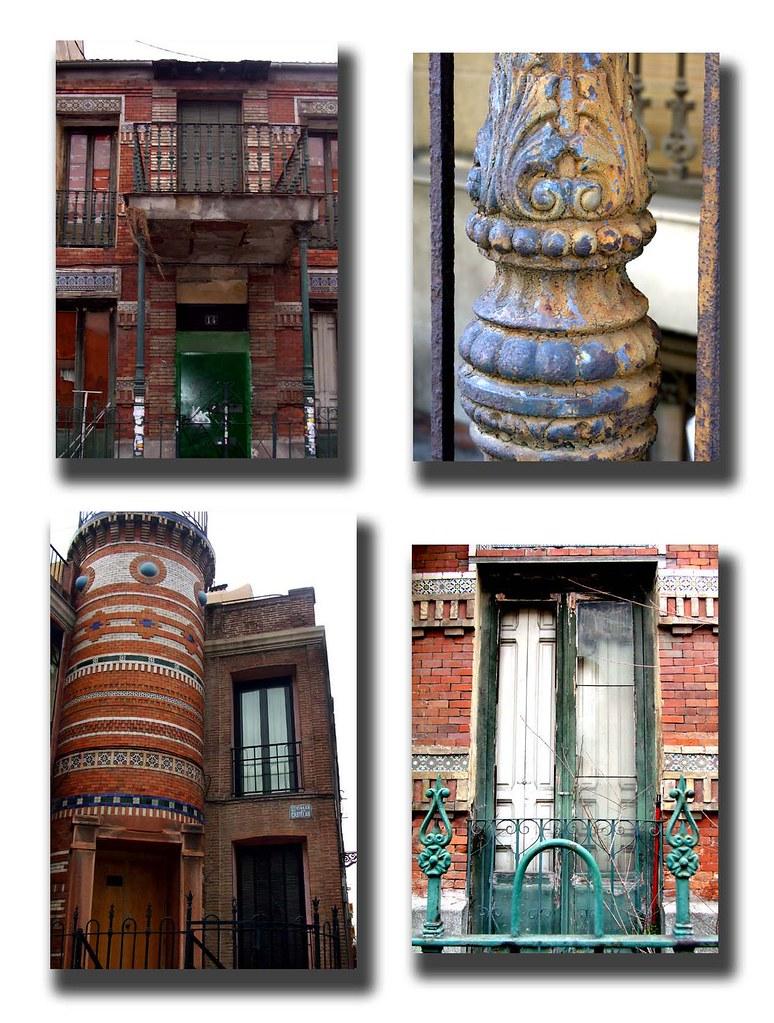 El madrid moderno 1890 el madrid moderno se comenz for Madrid moderno