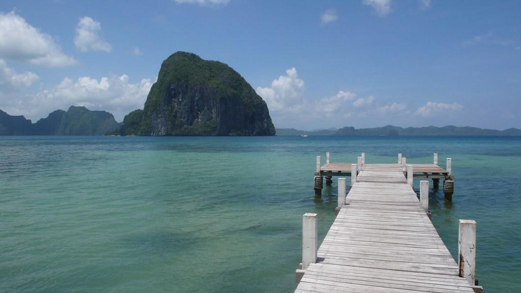 Bacuit Archipelago Dolarog Beach Resort El Nido Palawan Patrick Kranzlm 252 Ller Flickr