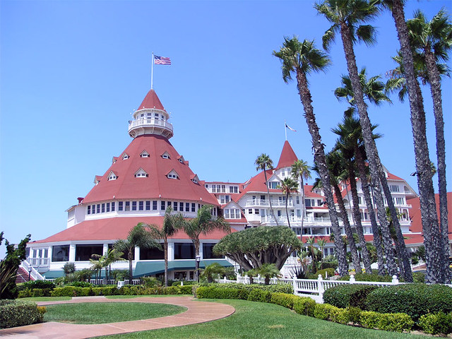 9 most haunted places in san diego california for Haunted hotel in san diego