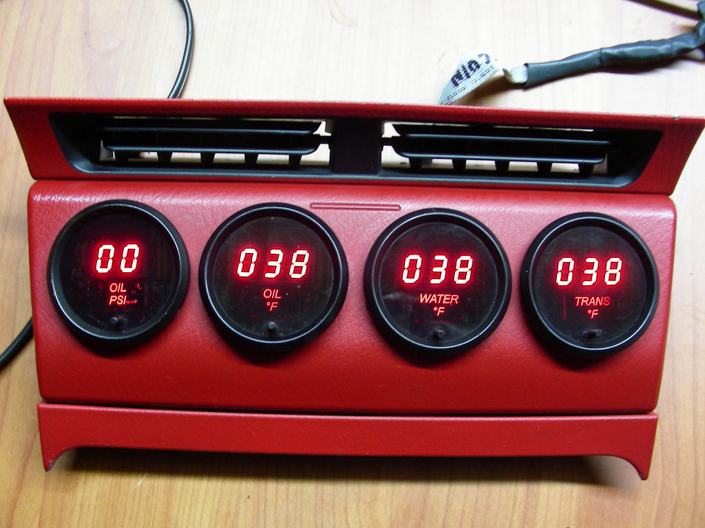Honda S2000 Rick's Radio Door Gauges | Rob Baker | Flickr
