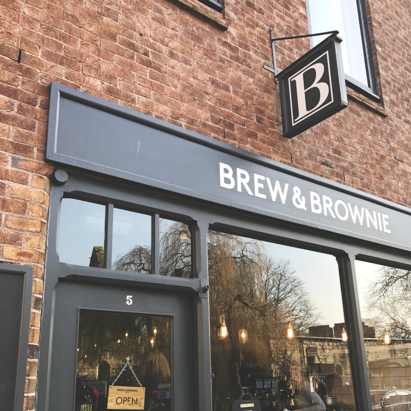 guide to york brew and brownie food and drink lifestyle blog vivatramp