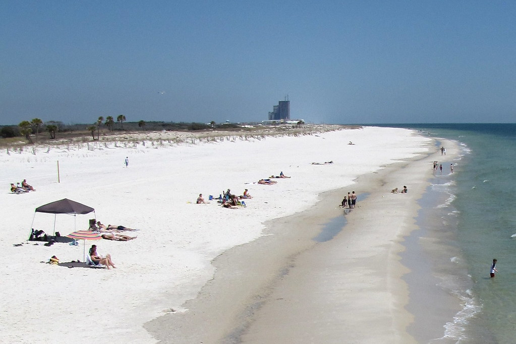 Gulf state park gulf shores alabama taken off the for Gulf shores pier fishing forum