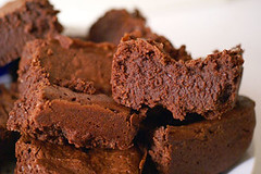 The BEST Gluten-Free Brownies | by yumcat