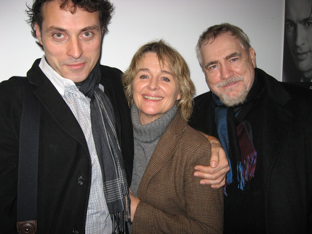 rufus sewell sinead cusack amp brian cox the stars of the