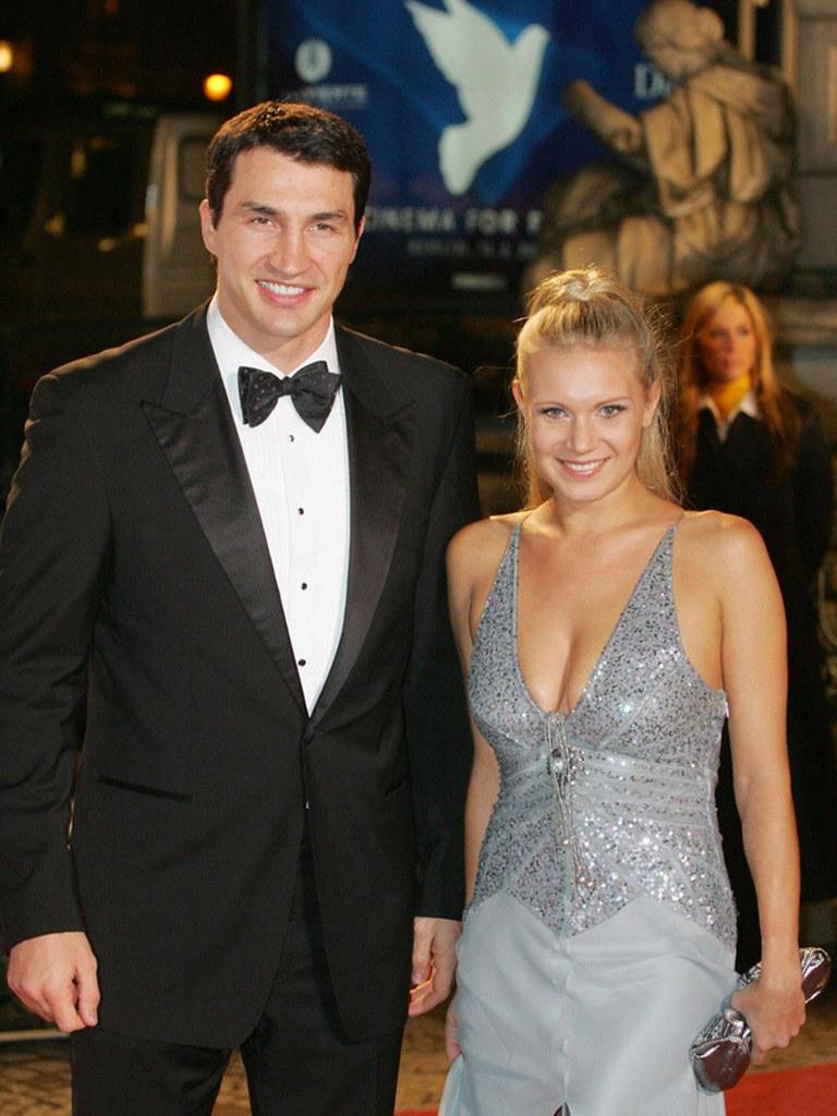 Who is wladimir klitschko dating 7
