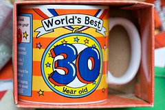 World's Best 30 Year Old Mug | by Hi Gareth Davies