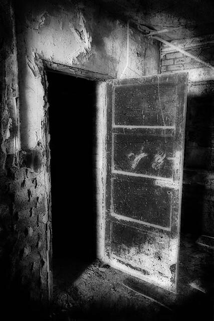 ... Spooky Door 2 | by catkins.mayhill & Spooky Door 2 | Original has been cross-processed convertedu2026 | Flickr
