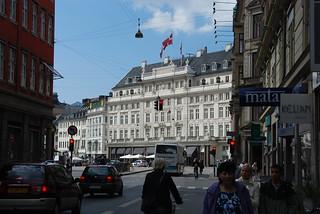 Grand Hotel Copenhagen Denmark