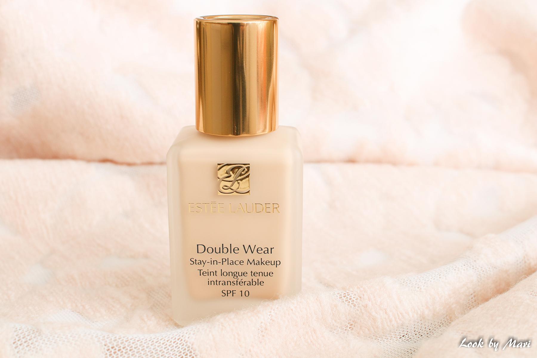 13 estee lauder double wear meikkivoide rasvaiselle iholle sekaiholle kokemuksia onko hyvä