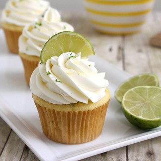Margarita Cupcakes | by Tracey's Culinary Adventures