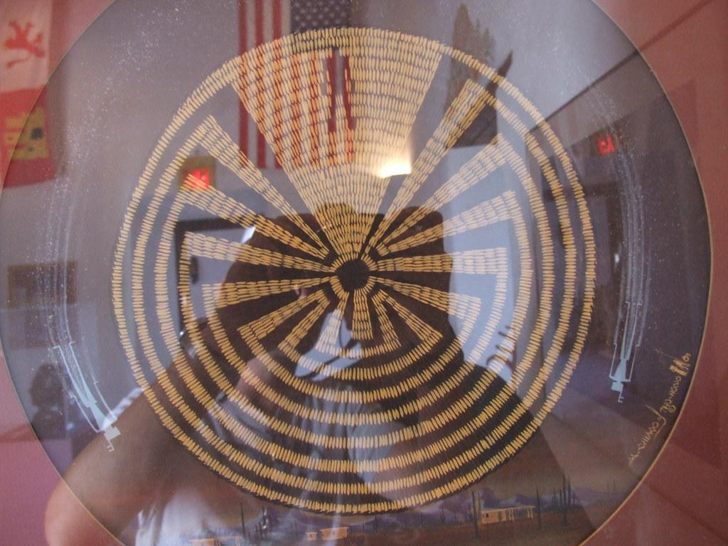 Tohono Oodham Man In The Maze Symbol Rightstartermatt Flickr