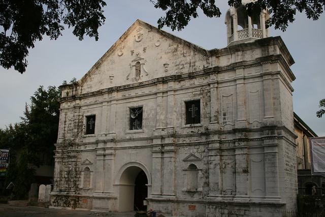 san andres parish church-masinloc, zambales