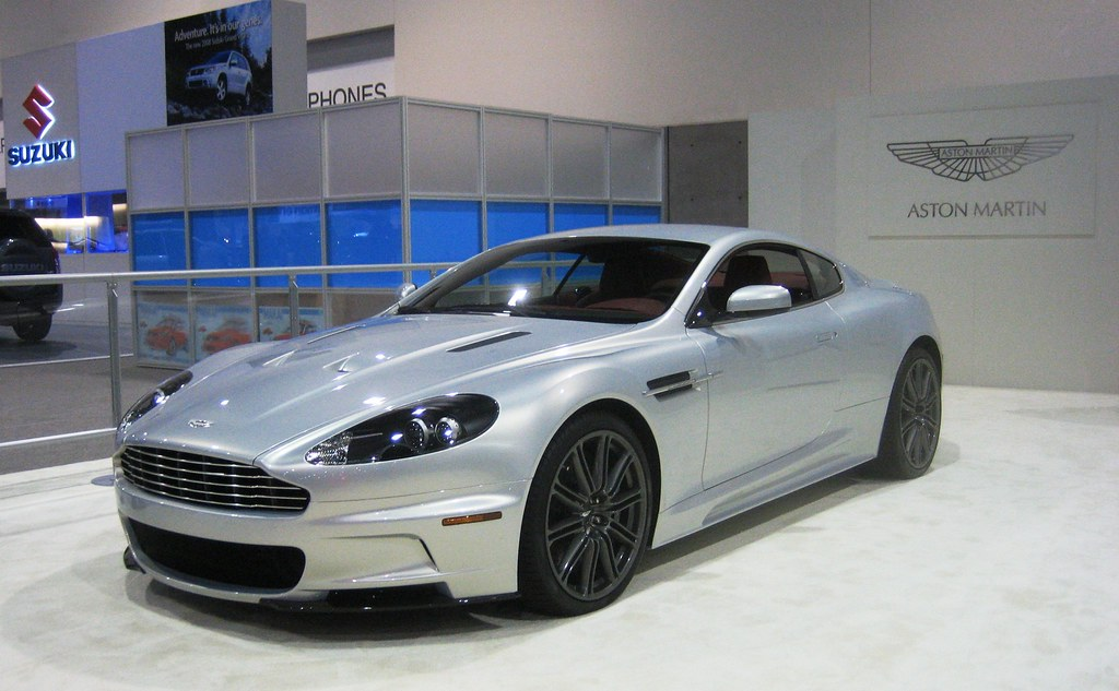 aston martin dbs v12 2008 san diego international. Black Bedroom Furniture Sets. Home Design Ideas