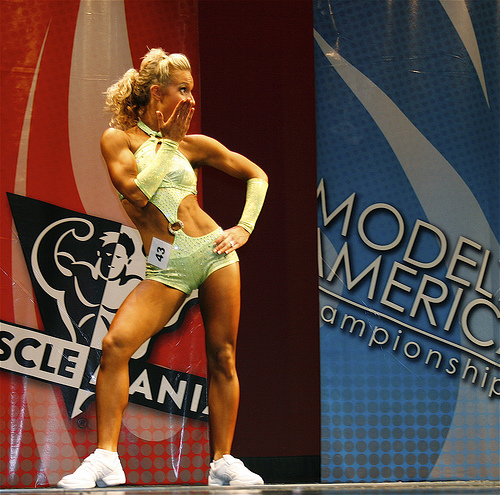 Miss America with Muscles | by WNPR - Connecticut Public Radio