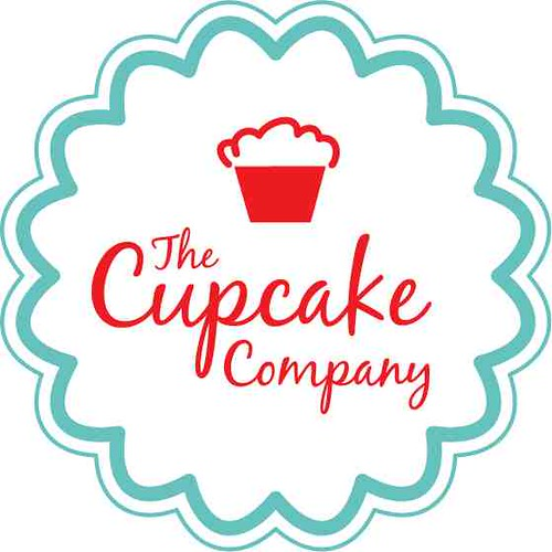 The Cupcake Company Logo Our Freshly Baked Logo Just Out