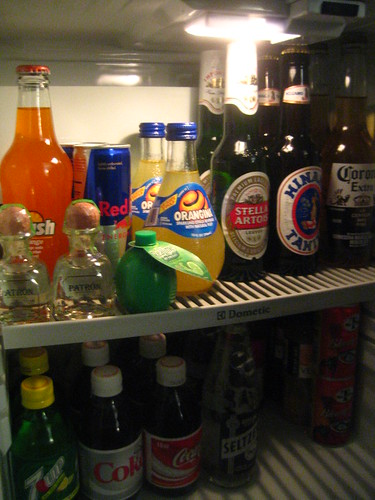 part of the mini bar | by rick