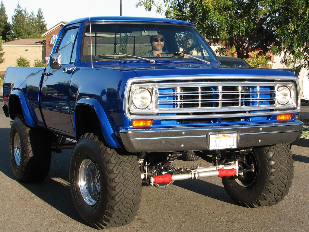 1974 4x4 Dodge Power Wagon | Mike | Flickr