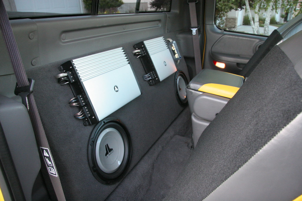 Diy Truck Bed Speakers