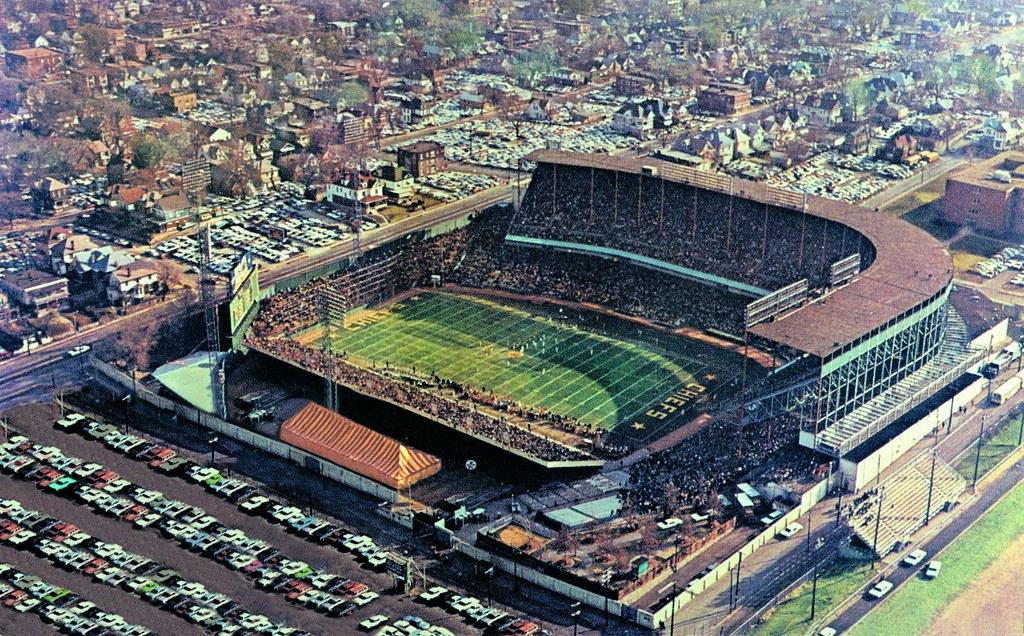 Kansas City Municipal Stadium The Former Home Of The