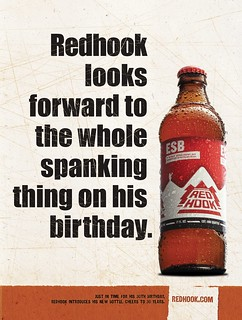 spanking | by Redhook Brewing