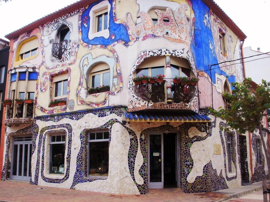 Casa loca en casas ib ez la manchuela albacete flickr - Casas de citas en albacete ...