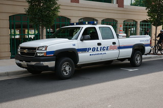 Manassas (VA) Police Chevrolet 2500HD | by channaher
