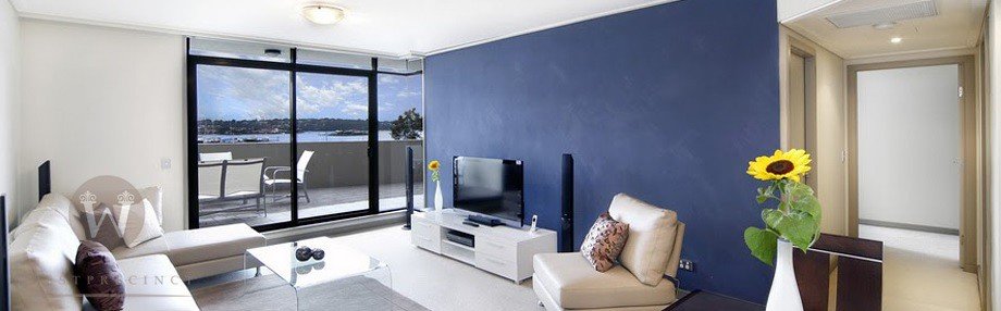 Photo of a serviced apartment in Sydney