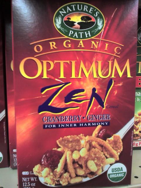 Zen Foods In The Uk