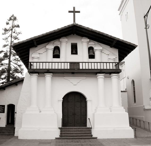 San Francisco Basilica - MissionTour Home